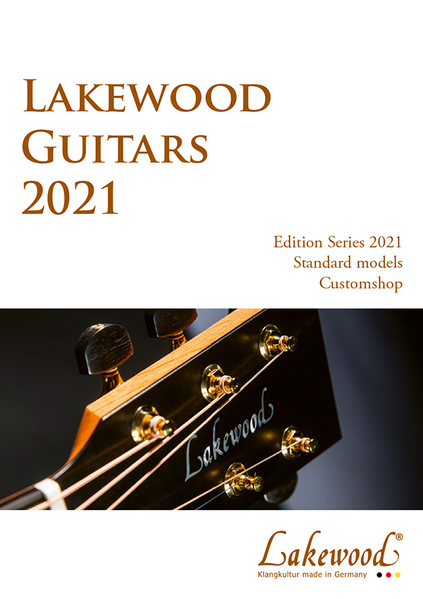 Lakewood Catalogue 2021 Cover